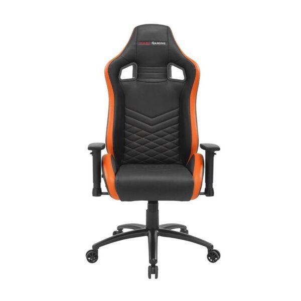 Cadeira MARS GAMING MGCX Neo Preto/Laranja