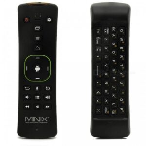 COMANDO MINIX Wireless Neo A3 C/Micofone e Teclado