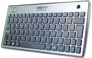 Teclado MKPLUS Media Center Mini C/ Trackball - TG6910MCE