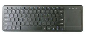 Teclado Slim C/TouchPad MKPLUS Wireless - MC910