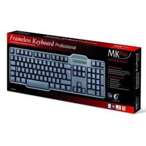Teclado MKPLUS Frameless Professional - TG8115PRO