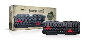 Teclado MKPLUS Gamer Layout PT USB - TG8120WINNER
