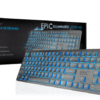 Teclado Epic Slim MKPLUS Iluminado - TG8120EPIC