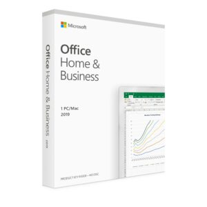 Microsoft Office Home and Business 2019 EN Mac/Win