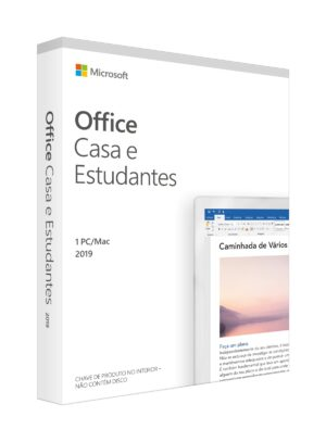 Microsoft Office Casa e Estudantes 2019 PT Mac/Win