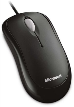 Rato MICROSOFT Basic Optical Mouse 800DPI Preto