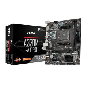 Motherboard MSI A320M-A PRO