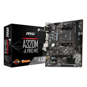 Motherboard MSI A320M-A PRO M2