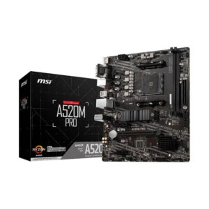Motherboard MSI A520M PRO