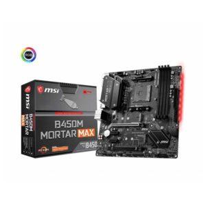 Motherboard MSI B450M MORTAR MAX