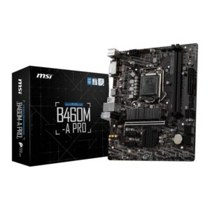 Motherboard MSI B460M-A PRO