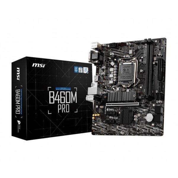 Motherboard MSI B460M PRO