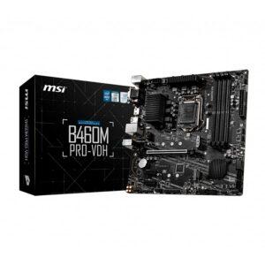 Motherboard MSI B460M PRO-VDH