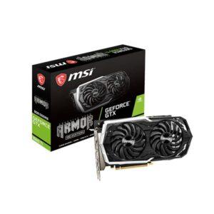 PLACA GRÁFICA MSI GeForce GTX1660 TI ARMOR 6G OC