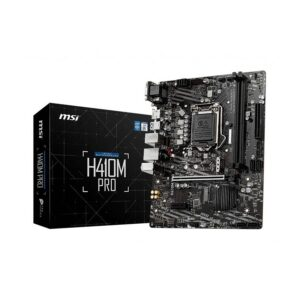Motherboard MSI H410M PRO