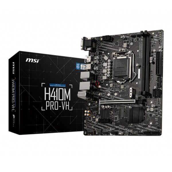 Motherboard MSI H410M PRO-VH