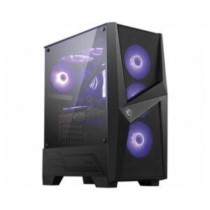 Caixa MSI ATX MAG Forge 101M RGB