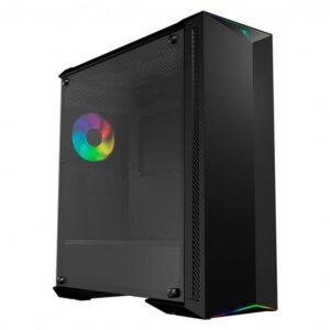 Caixa MSI ATX MAG GUNGNIR 100 RGB Vidro Temperado