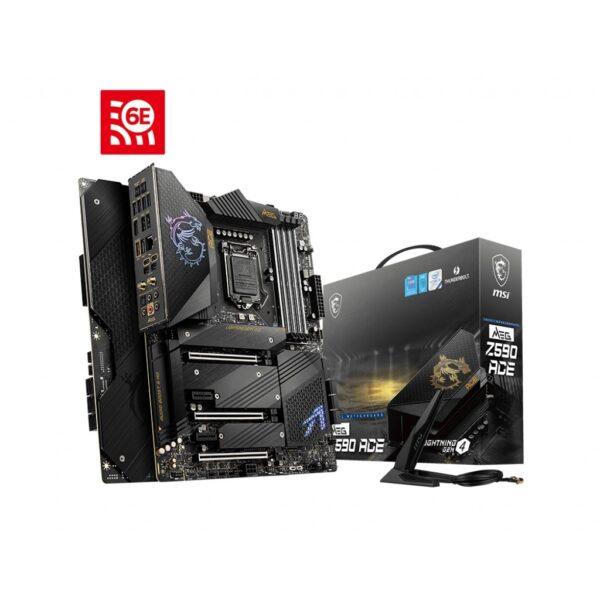 Motherboard MSI MEG Z590 ACE