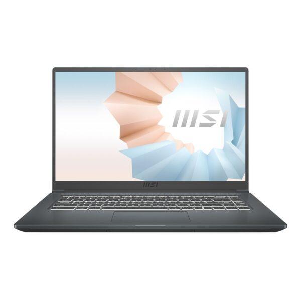 "Portátil MSI Modern A10RBS-612XPT 15.6"" I5-10210U 16GB 512GB SSD S/SO"