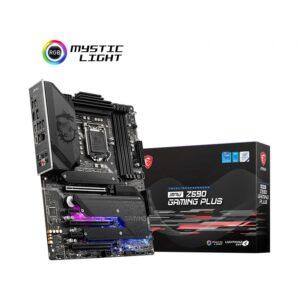 Motherboard MSI MPG Z590 GAMING PLUS