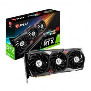 PLACA GRÁFICA MSI GeForce RTX3070 GAMING X TRIO 8GB GDDR6