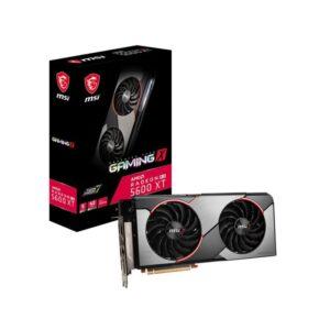 Placa Gráfica MSI Radeon RX 5600 XT Gaming X 6GB DDR6