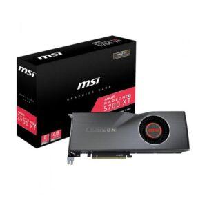 Placa Gráfica MSI RADEON RX5700 XT 8GB DDR6 PCI-E 4.0