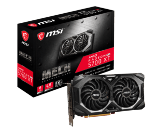 PLACA GRÁFICA MSI RADEON RX 5700 XT MECH OC 8GB DDR6 PCI-E