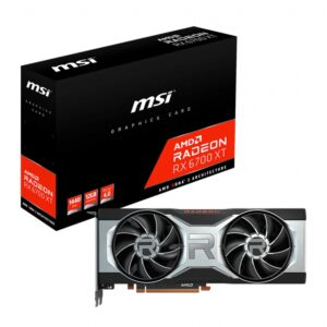 Placa Gráfica MSI RADEON RX 6700 XT 12GB DDR6 PCI-E 4.0