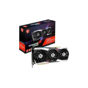 Placa Gráfica MSI RADEON RX 6800 XT GAMING X TRIO 16GB GDDR6