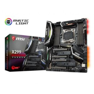 Motherboard MSI X299 GAMING PRO CARBON