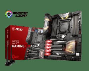 Motherboard MSI X299 GAMING M7 ACK