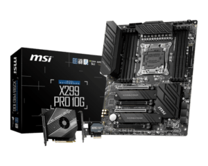 Motherboard MSI X299 PRO 10G