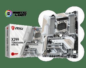 Motherboard MSI X299 TOMAHAWK ARCTIC