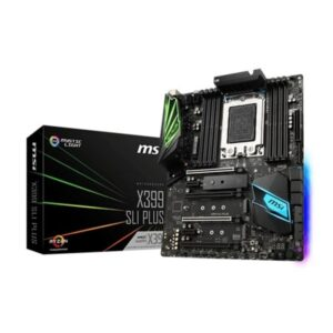 Motherboard MSI X399 SLI PLUS