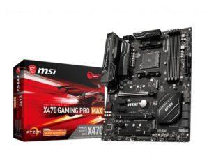 Motherboard MSI X470 GAMING PRO MAX