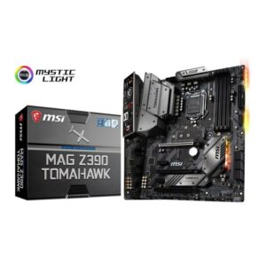 MOTHERBOARD MSI MAG Z390 TOMAHAWK