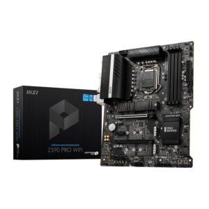 Motherboard MSI Z590 PRO WIFI