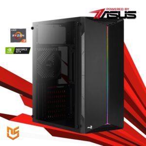 Computador nanoGamer Ryzen 3 3200G 8GB 480GB GTX 1050 TI