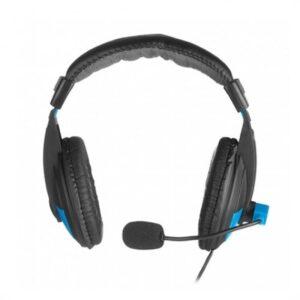 Headset NGS MSX9 Pro Blue Multimédia - MSX9PRO