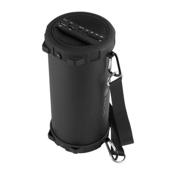 Coluna NGS Bluetooth Portátil - ROLLERFLOW