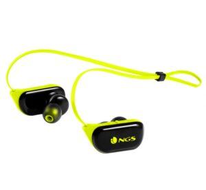 Auricular NGS Yellow Artica Ranger Bluetooth C/ Micro