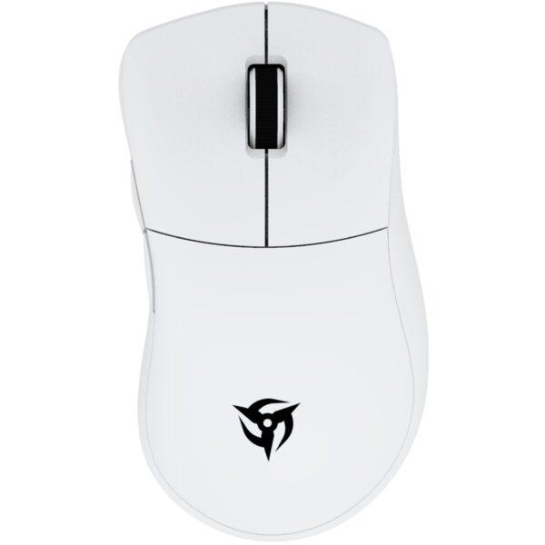 Rato NINJUTSO Origin One X Wireless Branco