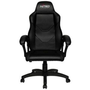 Cadeira Gaming NITRO CONCEPTS C100 Preto