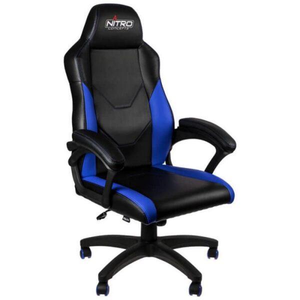 Cadeira Gaming NITRO CONCEPTS C100 Black/Blue