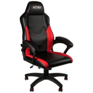 Cadeira Gaming NITRO CONCEPTS C100 Black/Red
