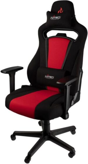 Cadeira Gaming NITRO CONCEPTS E250 Gaming Black/Red