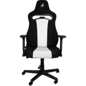 Cadeira Gaming NITRO CONCEPTS E250 Preto/Branco