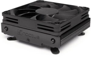 Cooler NOCTUA NH-L9I chromax.black Low Profile
